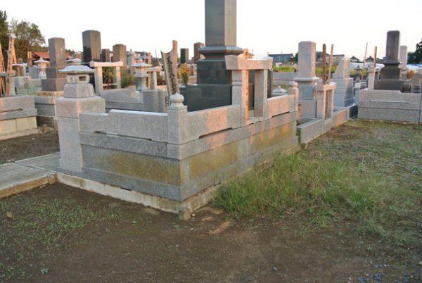 墓石 お墓 劣化